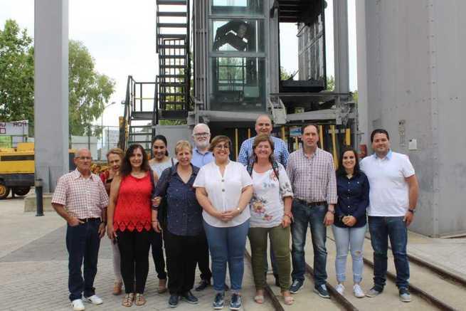 El Gobierno de Castilla-La Mancha seguirá apoyando el desarrollo de la comarca de Almadén con el objetivo de fijar población a través de la promoción industrial y los servicios básicos