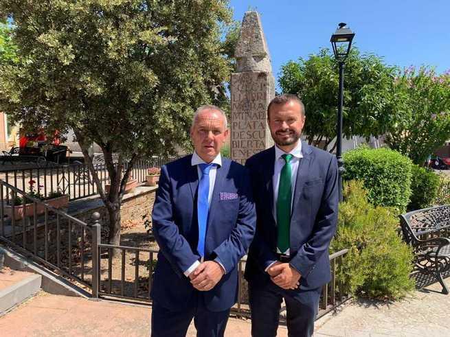 El Gobierno de Castilla-La Mancha reafirma su compromiso de extender la fibra óptica a los pequeños municipios de la Sierra Norte de Guadalajara