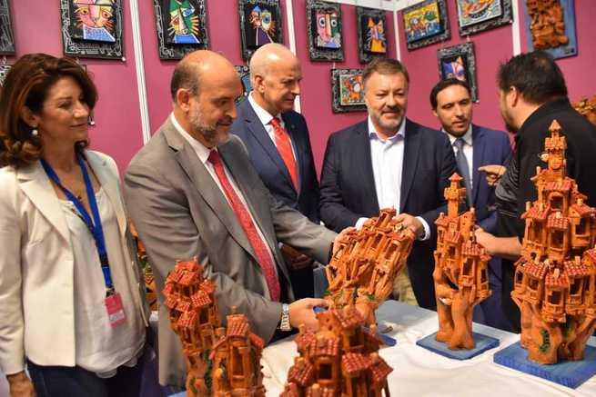 El Gobierno regional convocará en septiembre ayudas a la organización de ferias comerciales