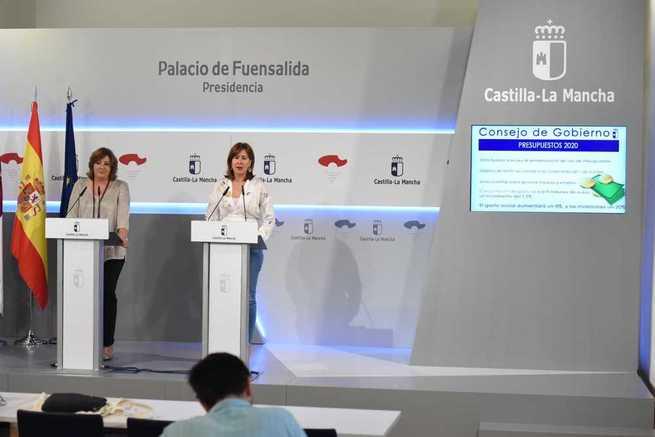 El Consejo de Gobierno autoriza una inversión de 5,4 millones de euros destinada a diferentes recursos de bienestar social