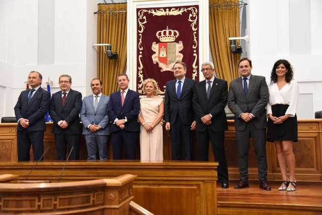 """El presidente de Castilla-La Mancha apuesta por una """"armonización de las competencias y la legislación"""" de las comunidades autónomas"""