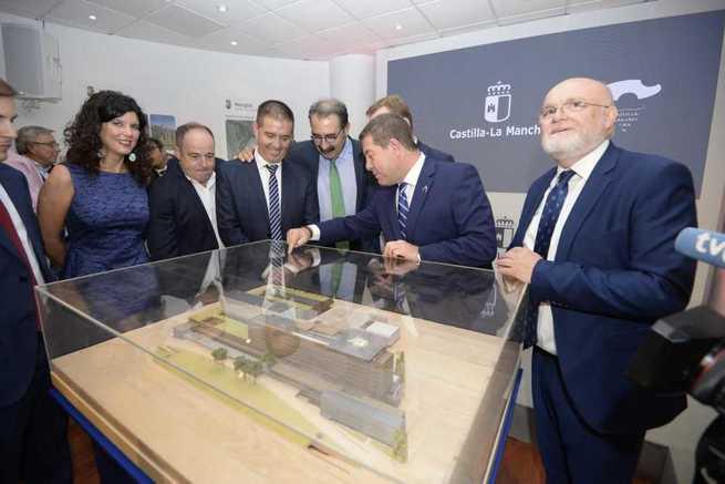 El nuevo Hospital General Universitario de Albacete doblará su superficie para atender las necesidades sanitarias de la ciudadanía durante los próximos 50 años