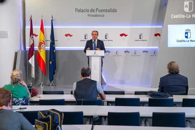 El Consejo de Gobierno aprueba el II Plan de Impulso a los Servicios Públicos 2020-2023, dotado con cerca de 6.000 plazas