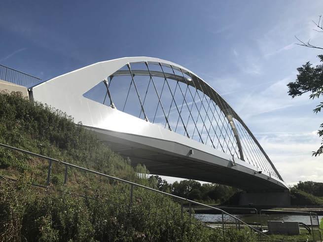 Un consorcio belga contrata a la empresa tomellosera Anro para construir un puente de ciento veinticuatro metros en Bélgica