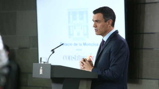 Pedro Sánchez hace balance de la gestión de su gobierno