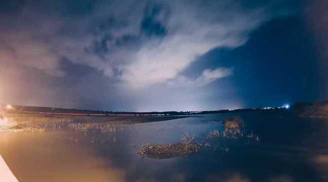 Video Timelapse: Nubes nocturnas en Peralvillo