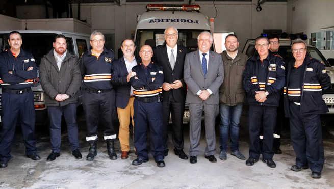El Gobierno de Castilla-La Mancha resalta labor altruista que realizan los voluntarios de las agrupaciones de Protección Civil