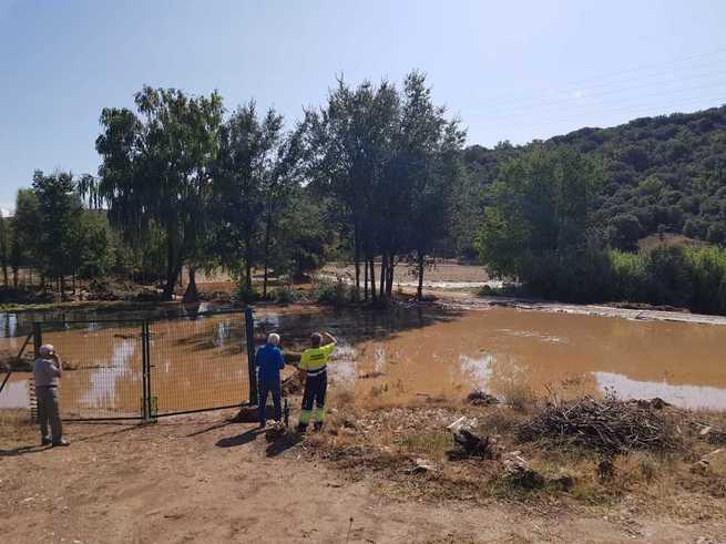 La gota fría de Fuentenovilla llueve sobre mojado