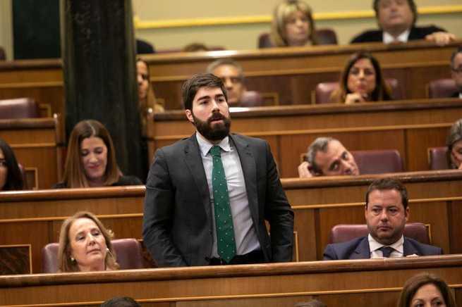 """Manuel Mariscal """"El Gobierno de Pedro Sanchez no representará ni a los votantes del PSOE"""""""