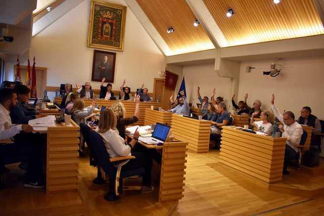 El Pleno del Ayuntamiento de Ciudad Real aprueba inversiones por 2,5 millones de euros con cargo al superávit 2018