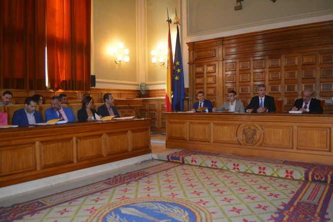 Destinados en Toledo 10 millones a inversiones municipales y más de 3 millones al plan de empleo