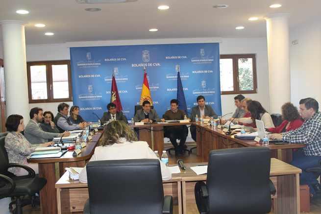 El Ayuntamiento de Bolaños aprueba una moción de urgencia instando al Gobierno regional a la firma de un convenio de financiación para ejecutar la 2ª fase de la reforma del Colegio Virgen del Monte