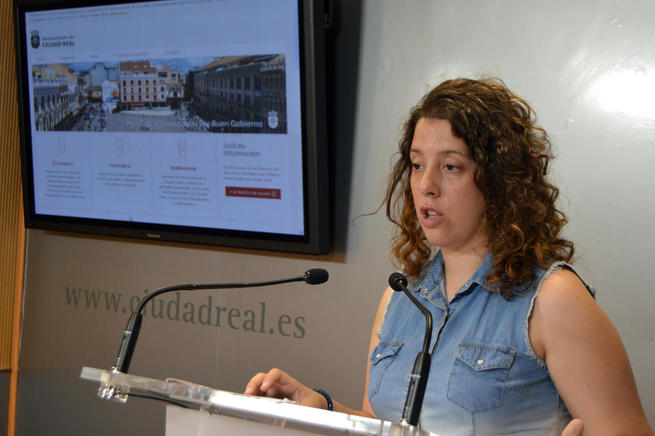 Imagen: El Ayuntamiento de Ciudad Real pone en marcha un nuevo portal de transparencia y buen gobierno