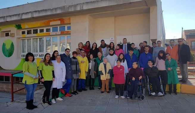 El Gobierno de Castilla-La Mancha invierte más de 131.000 euros en el Centro de Día y Ocupacional de la asociación 'Coraje' de Malagón