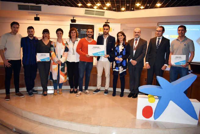 La empresa XUQ gana los Premios Emprendedor XXI  en Castilla La-Mancha