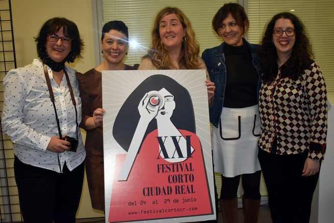 840 cortometrajes competirán   en el XXI Festival Corto Ciudad Real