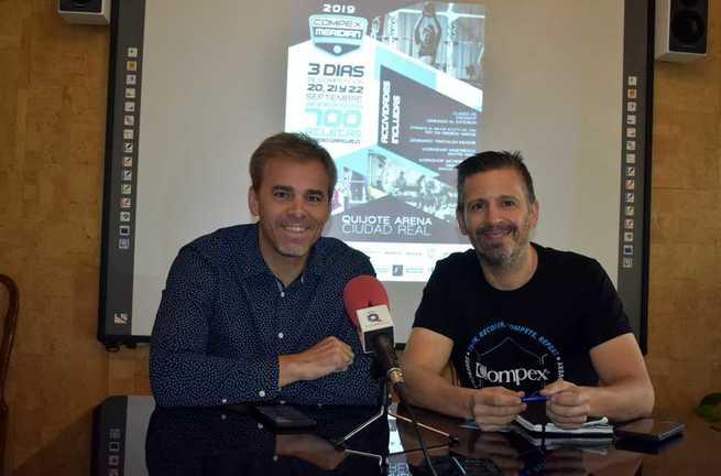 Ciudad Real acoge el Compex Meridian Championship con 700 competidores del 20 al 22 de septiembre