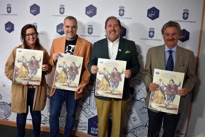 """Las seguidillas manchegas como expresión de cultura centran en Ciudad Real las Jornadas """"Folklore y Sociedad"""" de CIOFF"""