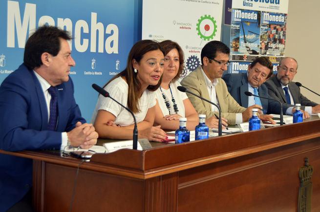 """Zamora: """"Queremos que nuestras empresas  no tengan miedo a la exportación"""""""