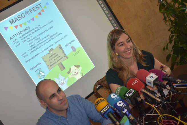 """La Bienvenida organiza este sábado """"Mascofest"""" para fomentar la tenencia responsable de animales"""