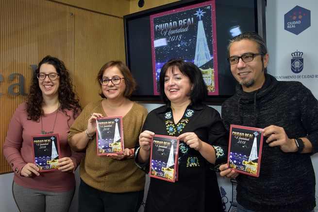 Ciudad Real organiza un amplio programa de Navidad pensado para toda la familia