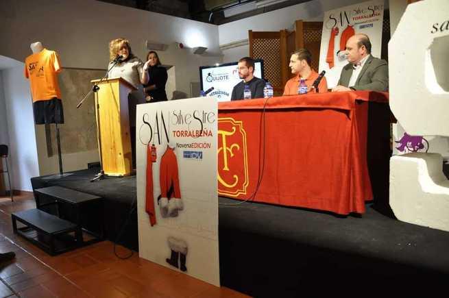 Presentada la IX San Silvestre Torralbeña Grupo IDV-ITV