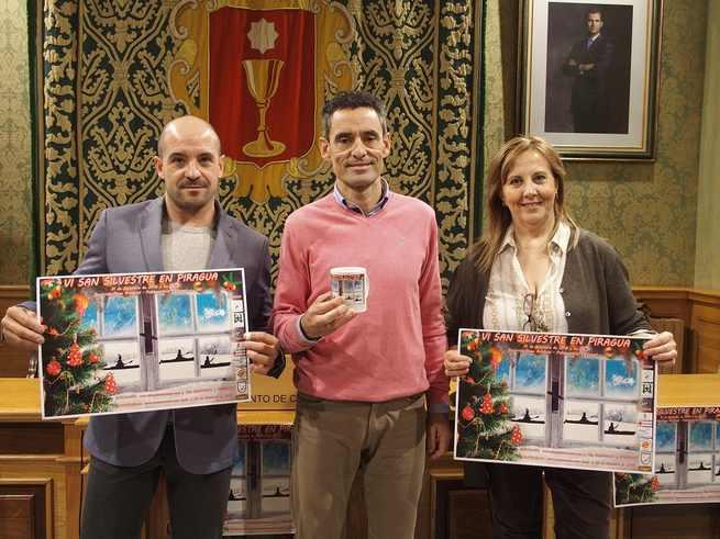 Cien piragüistas participarán en la VI edición de la San Silvestre en Piragua de Cuenca el día 31 de diciembre