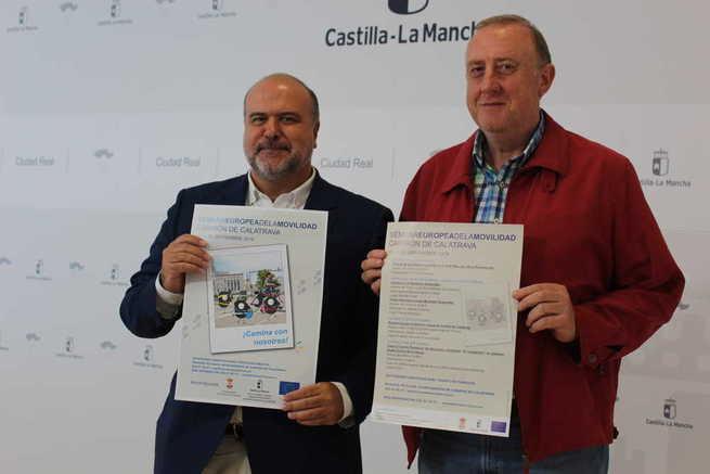 El Gobierno de Castilla-La Mancha anima a la ciudadanía a escoger modos de transporte activos al ser beneficioso para la salud y la mejora ambiental de las ciudades