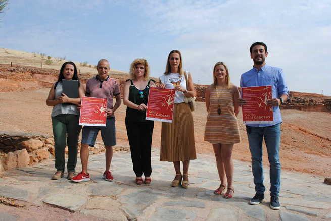 Catas, música y nuevas visitas se maridan en un programa para promocionar el Cerro de las Cabezas de Valdepeñas