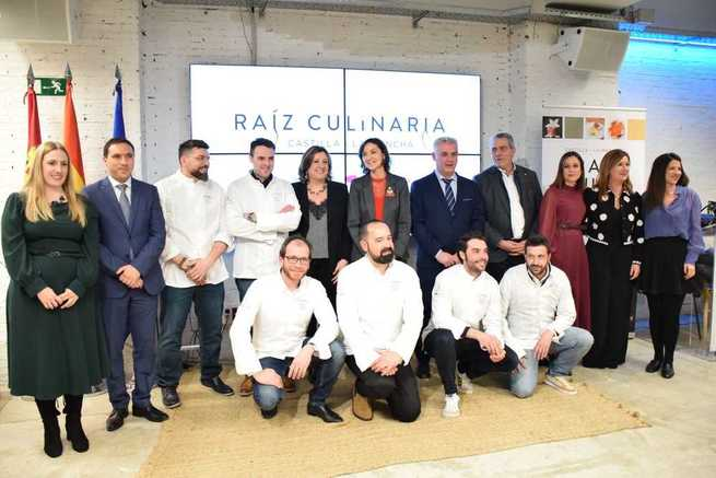 Castilla-La Mancha lanza la marca 'Raíz Culinaria' que nace para distinguir la riqueza diferencial y la singularidad de su gastronomía