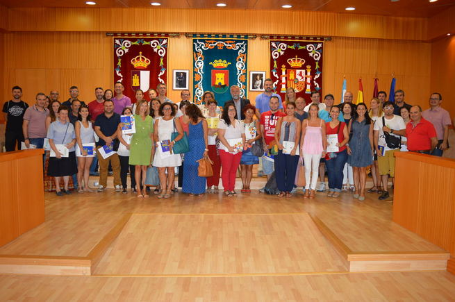Cerca de cinco mil alumnos recibirán la agenda escolar que edita la concejalía de Educación del Ayuntamiento de Talavera