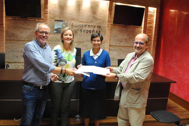 El VII Festival 'Las Notas del Vino' recaudó 2.035 euros para Hogar de Nazaret