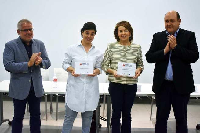 EAPN reconoce a Pilar Zamora por contribuir a que Ciudad Real sea la ciudad regional de la participación