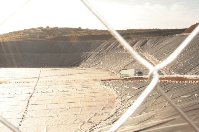 Comunicado del Consorcio de Residuos Sólidos Urbanos sobre condiciones y seguridad en el Vertedero de Almagro