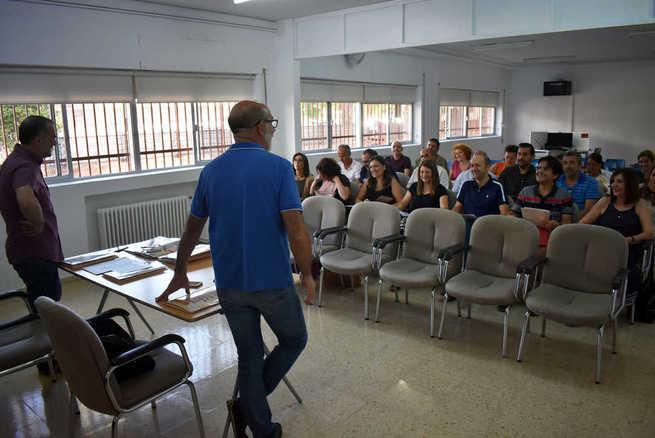 La Concejalía de Educación de Ciudad Real coordina con los  Centros Escolares el inicio del curso