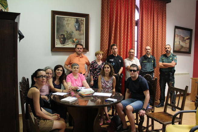 Imagen: El Ayuntamiento de Moral da un paso frente a la violencia de género