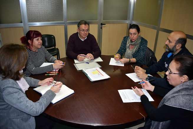 La Mesa del Frio realiza en Ciudad Real una seguimiento de la  Campaña del Frio ante la bajada de temperaturas
