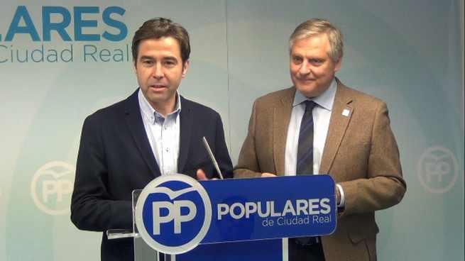 El PP pone en valor la visita de Núñez a Bruselas para evitar que Castilla-La Mancha siga perdiendo oportunidades