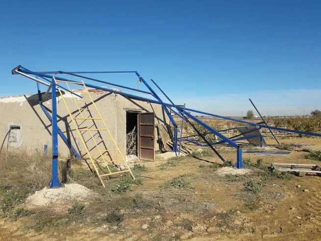 ASAJA Toledo reclama un mayor control de los posibles puntos de destino del material robado en el campo