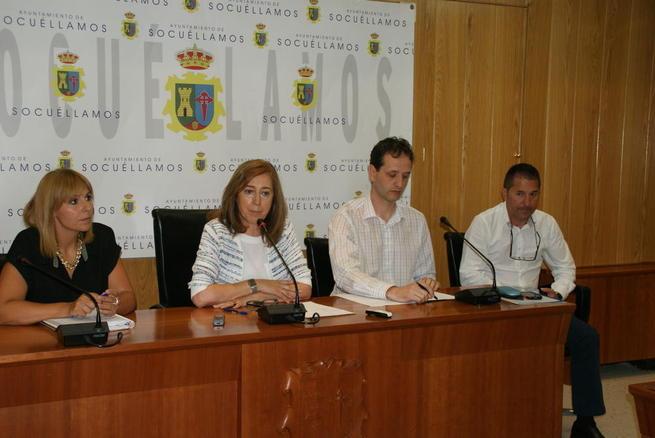 Imagen: Ayuntamiento de Socuéllamos y Aquona garantizan el suministro de agua las 24 horas a una presión constante