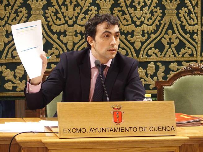 156.000 euros se destinarán a la mejora de calles de Cuenca