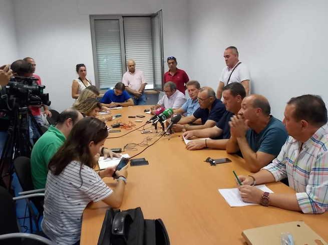 El comité de empresa de RSU anuncia huelga indefinida de recogida de basuras en Navidad en casi toda la provincia de Ciudad Real
