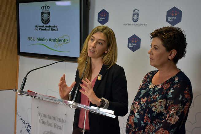RSU implantará el contenedor marrón en el segundo semestre del año 2020 en Ciudad Real