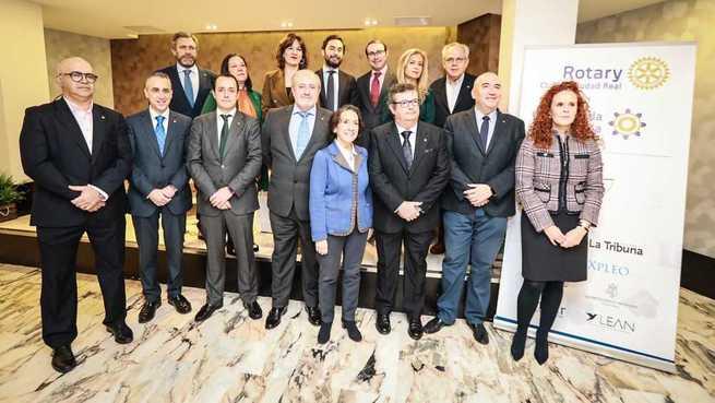 1.000 niños se vacunarán contra la polio gracias a la II Rueda Solidaria del Club Rotario de Ciudad Real