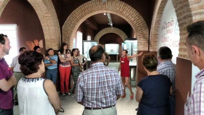 Las rutas artística, histórica y modernista, las más exitosas de las visitas guiadas de las Fiestas del Vino