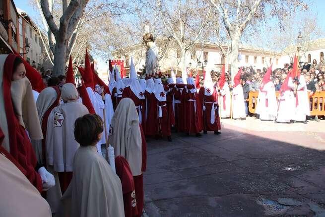 La Junta otorga la declaración de Interés Turístico Regional de la Semana Santa de Villacañas