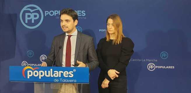 El PP de Talavera propone bonificar el impuesto de  vehículos a los autónomos y ampliar bonificaciones a empresas