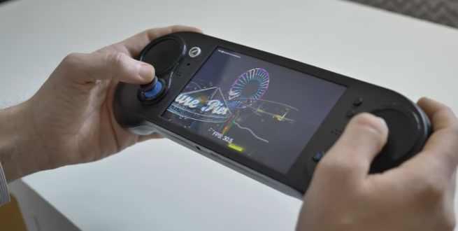 La producción de la consola portátil para juegos de PC 'made in Spain' de SMACH Z se instala en Illescas