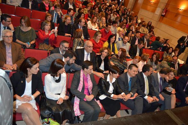 Imagen: La alcaldesa de Ciudad Real asiste a la conmemoración del Día de la Mujer Rural en La Solana