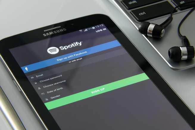 La industria musical en tiempos de Spotify